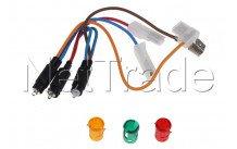 Ariston - Lampengroep - groen / rood / geel vr koelkast - C00271960