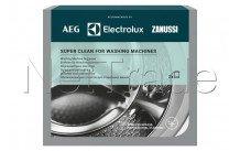 Electrolux - Super clean wasmachine ontvetter (2 zakjes) - 9029799310