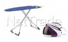 Domo - Stoomgenerator paars + gratis strijkplank - DO7110S