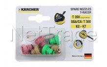 Karcher - Vervangset sproeikop t-ra - 26433350