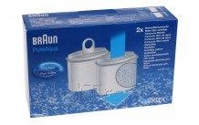 Braun - Waterfilter kwf2 - 63112770