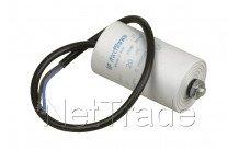 Universeel - Condensator electrol.met draad  20 µf  450 v