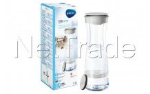 Brita - Fill&serve mind soft grey 1.3l+ 1 micro-disc - 1031311