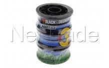 Black&decker - Spoelklos voor grastrimmer  a6441 - A6441X3XJ