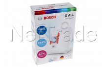 Bosch - Stofzuigerzak type g all - 17003048