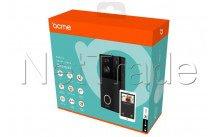 Acme smarthome wi-fi video deurbel met nachtzicht, bewegingsdetectie, 2-weg audio, hd kwaliteit - 247075
