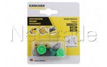 Karcher - Vervangset sproeikop universeel (ex t350) - 26440810