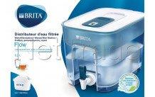 Brita - Waterfilterkan flow cool blue 8.5l - 1039259