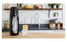 Sodastream spirit one touch zwart - 1011811310