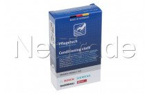Bosch - Reinigingsdoekje voor inox - 00312007