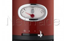 Russell hobbs - Retro food processor - red - 2518056