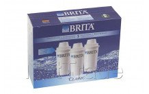 Brita filterpatroon classic 3-pack - 205386