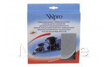 Whirlpool - Sierdeksel inox 200mm - 481944031806