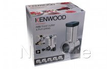 Kenwood - At642 roto cutr+5dr+fruit press 2pcm int - AWAT642B01