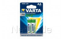 Varta - T399 accu aa  1600 mah 1,2v phone power - 58399201402