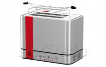 Russell hobbs - Broodrooster - steel touch - 1850256