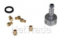 Electrolux - Inspuitstukken - set - butaan / propaan - ø 6mm - 50240722004
