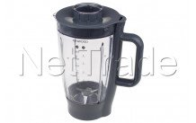 Kenwood - Blenderbeker cpl at282 - acryl / pvc  -  grijs - KW716436