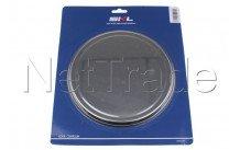 Universeel - Sierdeksel elektrische kookplaat inox (ø185mm)