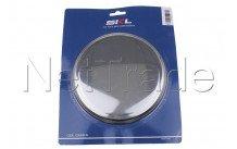 Universeel - Sierdeksel elektrische kookplaat inox (ø160mm)