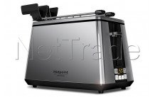 Hotpoint - Broodrooster / toaster ultimate collection digital  2 slot - TT22EUP0