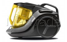 Rowenta - Sledestofzuiger zonder zak x-trem power cyclonic 4a - black&yellow - RO6984EA