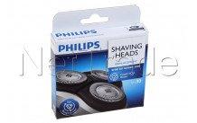 Philips - Scheerkoppen - sh30 - shaver series 3000 -  blister 3pcs - SH3050