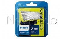 Philips - Scheerblad - oneblade qp220/55 - 2 stuks - QP22055