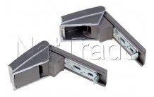 Liebherr - Bevestiging deurgreep set van 2 stuks -  altern. - 9590190