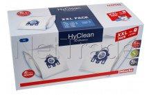 Miele - Stofzuigerzak - xxl-pack hyclean 3d gn x16 - 10408410