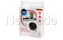 Wpro - Koolstoffilter -   type  47 - acm023 - set 2st. - 484000008784