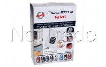 Rowenta - Zak hygiene+ antigeur*4 - ZR200720