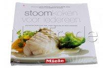 Miele - Kookboek stoomkoken voor iedereen nl - 99288596