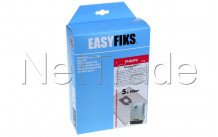 Easyfiks - Stofzuigerzak polyprop.philips oslo - HR693810