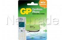 Gp batterij telefoon gigaset a16- 500mah 2.4v - 220436C1