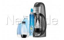 Sodastream dynamo black  megapack - 1015513311