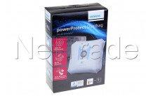 Siemens - Stofzuigerzak type g all   power protect alle type g  multibrand verpakking - 17000816