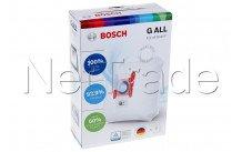 Bosch - Stofzuigerzak type g all - 17000940