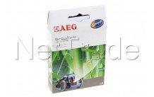 Aeg - Asba  s-fresh luchtverfrisser  crispy bamboo - 9001677823