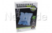 Universeel - Stofzak wonderbag fresh line (parfum)   5 stuks - WB415120