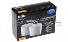 Braun - Waterfilter brsc006 - BRSC006