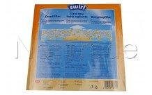 Swirl - Dampkapfilter  140 gr  47x114mm - 6531737