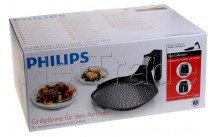 Philips - Fry-grill pan black - HD991020
