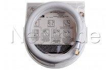 Clearit - Aardgasdarm - 10jaar -  1,5m  nfd36-103 -  goedgekeurd voor franse markt - 75S2698
