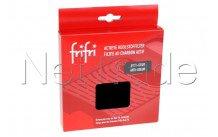Frifri - Friteusefilter koolstof -  duo 5848 - F0300