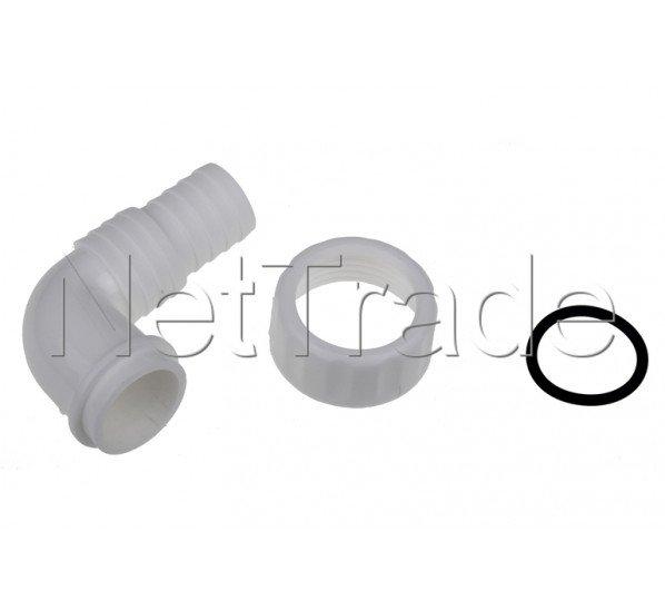 Universeel - Afvoerkoppeling vr syphon - enkele nippel 3/4 - 20mm